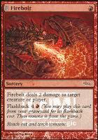 Promotional: Firebolt (FNM Foil)