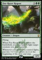 Promotional: Foe-Razer Regent (Dragonfury Promo)