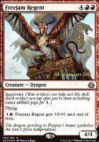 Promotional: Freejam Regent (Prerelease Foil)