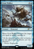 Promotional: Frost Walker (FNM Foil)