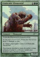 Promotional: Fruitcake Elemental (Holiday Foil)