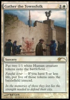 Promotional: Gather the Townsfolk (WPN Foil)