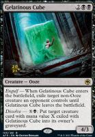 Promotional: Gelatinous Cube (Prerelease Foil)