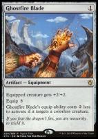 Promotional: Ghostfire Blade (Ugin's Fate)