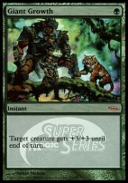Promotional: Giant Growth (Junior Super Series Foil (J03))