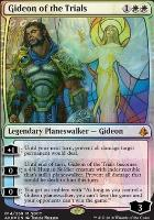 Promotional: Gideon of the Trials (SDCC 2018 Promo Foil)