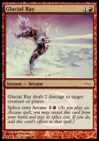 Promotional: Glacial Ray (Arena Foil)
