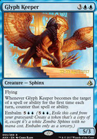 Promotional: Glyph Keeper (Prerelease Foil)