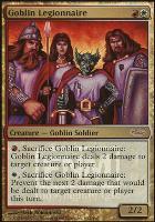 Promotional: Goblin Legionnaire (FNM Foil)