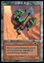 Promotional: Goblin Token (Legions)