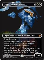 Promotional: God-Eternal Oketra (SDCC 2019 Promo)