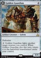 Promotional: Golden Guardian (Prerelease Foil)