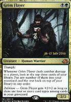 Promotional: Grim Flayer (Prerelease Foil)