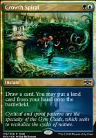 Promotional: Growth Spiral (FNM Foil)