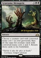 Promotional: Gruesome Menagerie (Prerelease Foil)