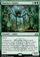 Promotional: Hatchery Spider (Prerelease Foil)