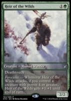 Promotional: Heir of the Wilds (Game Day Extended Art)