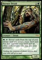 Promotional: Hermit Druid (Judge Foil)