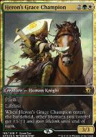 Promotional: Heron's Grace Champion (Game Day Extended Art Foil)