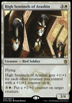 Promotional: High Sentinels of Arashin (Prerelease Foil)