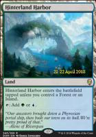 Promotional: Hinterland Harbor (Prerelease Foil)