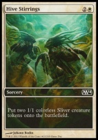 Promotional: Hive Stirrings (Game Day Extended Art)
