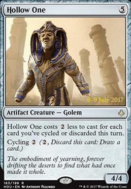 Promotional: Hollow One (Prerelease Foil)