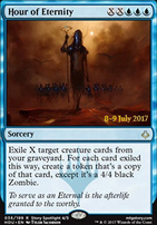Promotional: Hour of Eternity (Prerelease Foil)