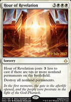 Promotional: Hour of Revelation (Prerelease Foil)