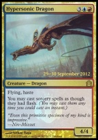 Promotional: Hypersonic Dragon (Prerelease Foil)