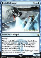 Promotional: Icefall Regent (Prerelease Foil)