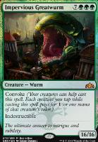Promotional: Impervious Greatwurm (Buy-a-Box Foil)