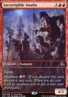 Promotional: Incorrigible Youths (Game Day Extended Art)