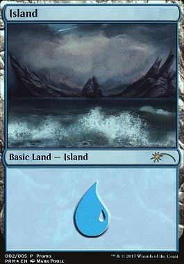 Promotional: Island (2017 Gift Pack)