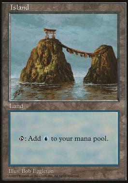 Promotional: Island (APAC Blue)