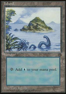 Promotional: Island (Arena 1996)