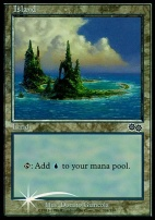 Promotional: Island (Arena 1999 Foil)