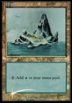 Promotional: Island (Arena 2001 Foil)