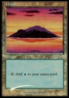 Promotional: Island (Arena 2002 Foil)