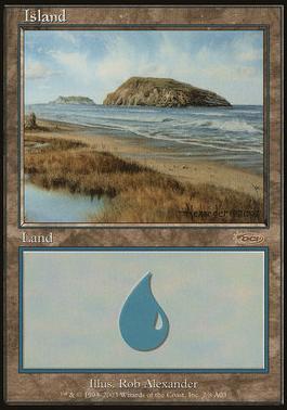 Promotional: Island (Arena 2003)
