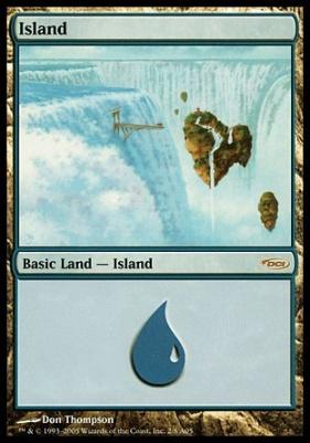 Promotional: Island (Arena 2005)