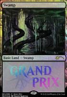 Promotional: Swamp (Grand Prix Foil)
