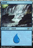 Promotional: Island (Standard Showdown 2017)
