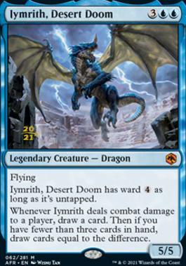 Promotional: Iymrith, Desert Doom (Prerelease Foil)