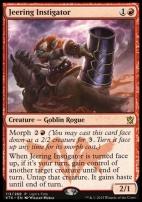 Promotional: Jeering Instigator (Ugin's Fate)