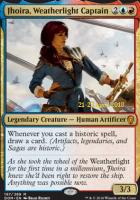Promotional: Jhoira, Weatherlight Captain (Prerelease Foil)