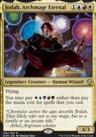 Promotional: Jodah, Archmage Eternal (Prerelease Foil)
