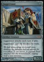 Promotional: Juggernaut (FNM Foil)