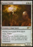 Promotional: Karmic Guide (Judge Foil)