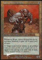 Promotional: Karn, Silver Golem (Arena Foil)